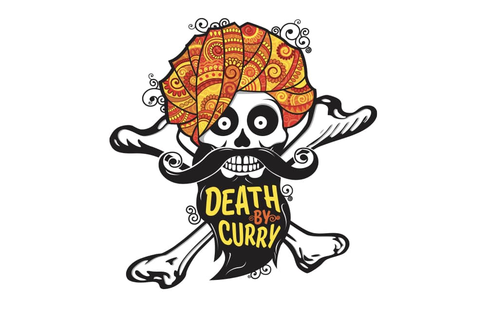 Death by Curry | Welborn Creative