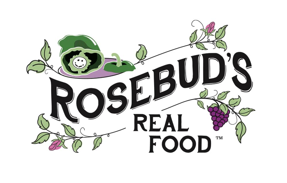 Rosebud's Real Food | Welborn Creative