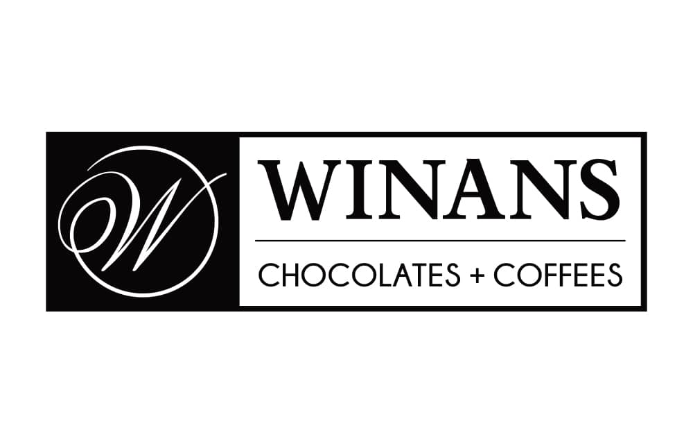 Winans Chocolate Coffee | Welborn Creative