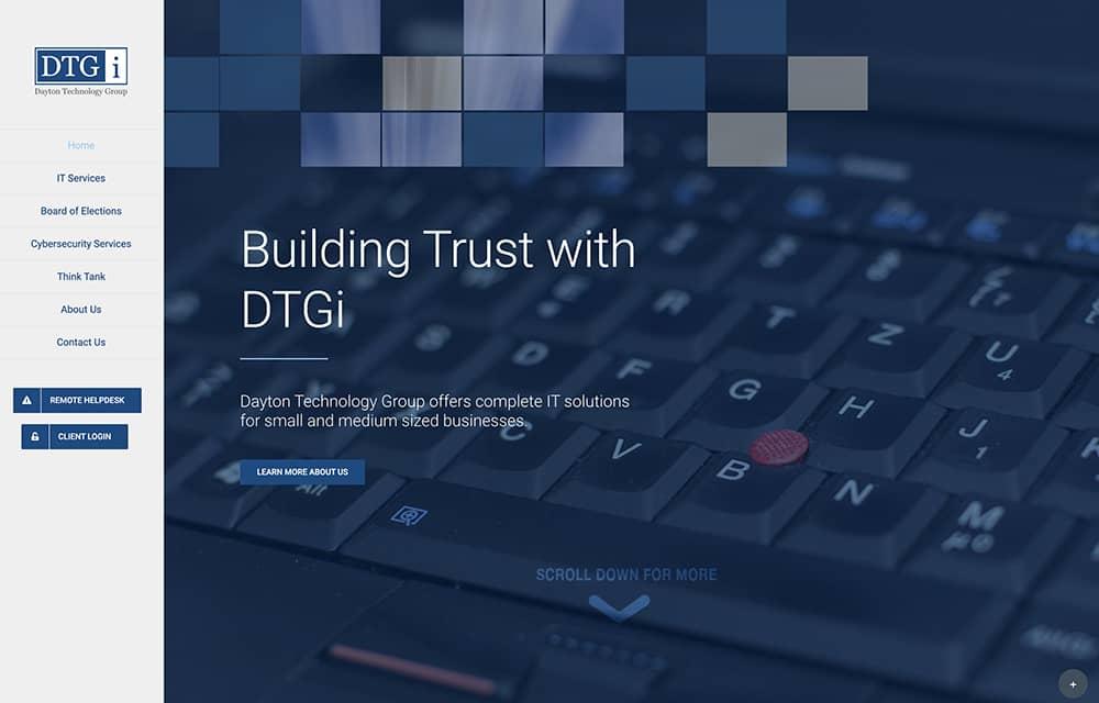 Dayton Technology Group | Welborn Creative